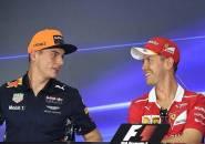 Verstappen Waspadai Ferrari Bakal Tampil Kuat di Sirkuit Suzuka