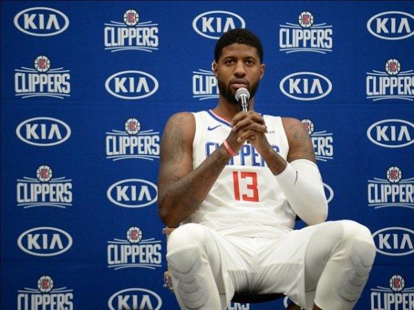 Berangsur Membaik, Paul George Mulai Jalani Latihan Perdana Bersama Clippers