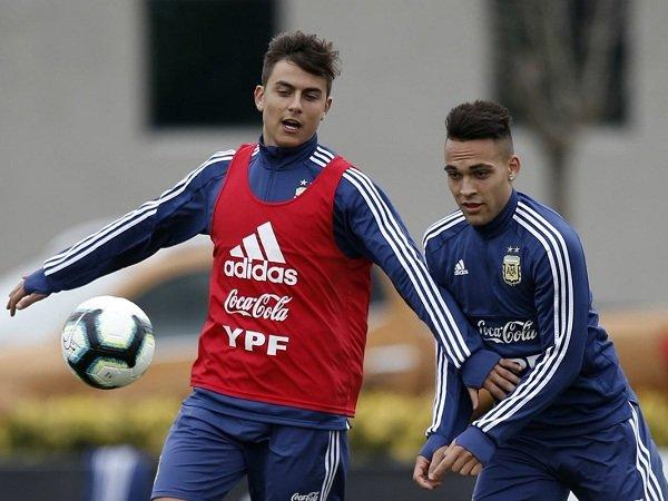 Dybala dan Lautaro akan Berduet untuk Argentina Saat Hadapi Jerman