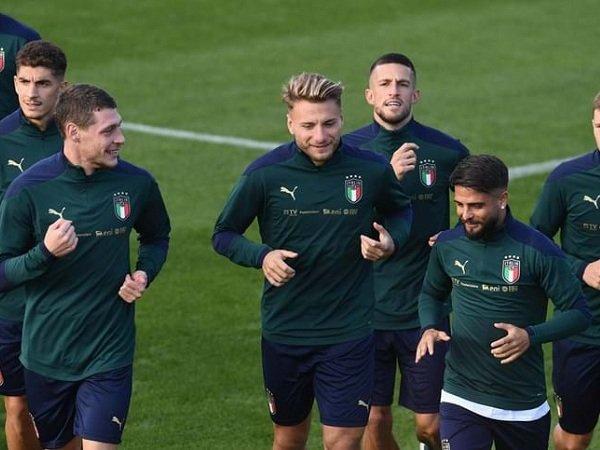 Italia akan Uji Formasi 4-2-3-1 Kala Hadapi Yunani?