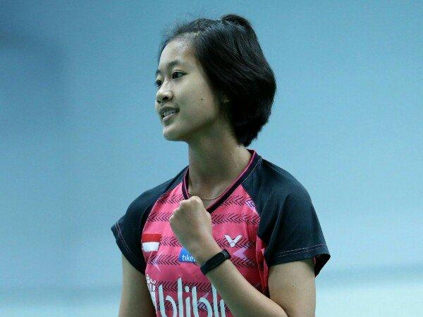Kejuaraan Dunia Junior 2019: Putri Kusuma Wardani Atasi Perlawanan Wakil Malaysia
