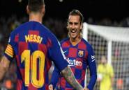 Lionel Messi Akui Tak Bermasalah dengan Griezmann