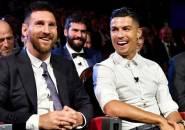 Messi Akui Inginkan Ronaldo Bertahan di Real Madrid
