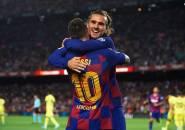 Messi Bantah Kabar Tidak Inginkan Kehadiran Griezmann di Barcelona