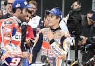 Petrucci Anggap Marquez Layak Menangi Gelar Musim Ini