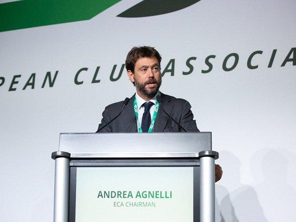 Presiden Juventus Klaim Liga Champions Perlukan Reformasi
