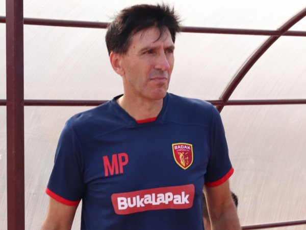 Milan Petrovic Berharap 2 Pilarnya Siap Diturunkan Lawan Barito Putera