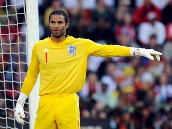 Jika Dilecehkan Rasis, David James Minta Pemain Inggris Tidak Tinggalkan Lapangan
