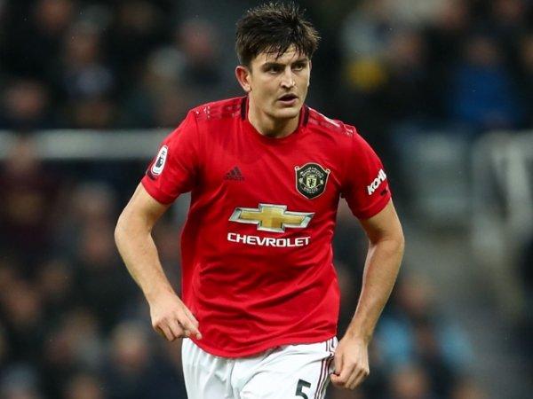 Maguire Masih Yakin Bisa Sukses di Manchester United