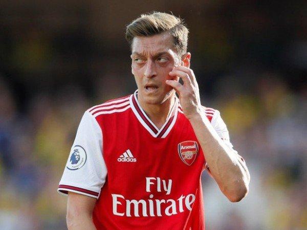 Mesut Ozil Khawatir Tidak Dimainkan Lagi di Arsenal