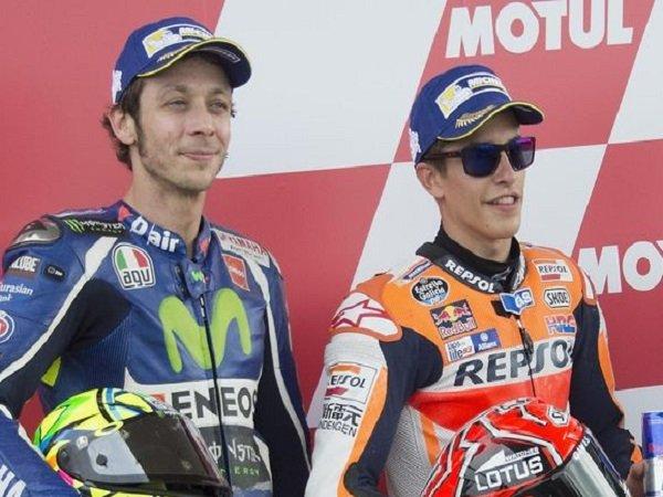 Rossi Cemas Koleksi Gelar Juaranya Disaingi Marquez