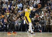 Sengit, Nets Taklukkan Lakers Dalam Laga Pramusim Yang Digelar di China