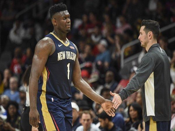 Tampil Garang, Zion Williamson Bawa Pelicans Menang Atas Bulls