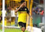 Bersama Dortmund, Sancho Disebut Bisa Jadi Pemain Terbaik Dunia