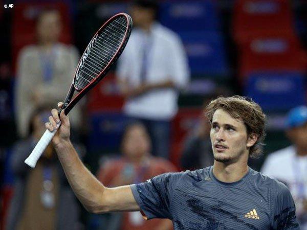 Jelang Laga Kontra Roger Federer Di Shanghai, Begini Pandangan Alexander Zverev