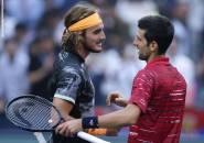 Kejutkan Novak Djokovic Di Shanghai, Ini Dua Alasan Stefanos Tsitsipas Untuk Merayakannya