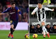 Messi dan Ronaldo Diprediksi Tak Akan Sanggup Angkat United