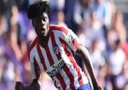 Thomas Partey Siap Teken Kontrak Baru Bersama Atletico Madrid