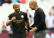 Aguero Akui Tak Mudah Penuhi Tuntutan Guardiola