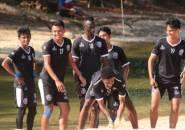 Berlatih di Pantai, Skuad Arema FC Dapatkan Banyak Manfaat