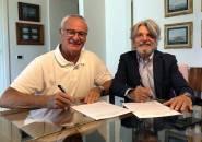 Claudio Ranieri Resmi Ditunjuk Jadi Pelatih Baru Sampdoria