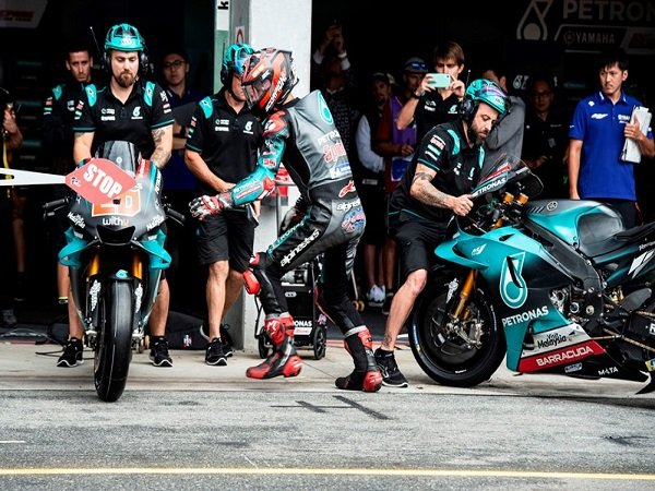 Petronas Yamaha Bertekad Curi Kemenangan di Empat Seri Sisa