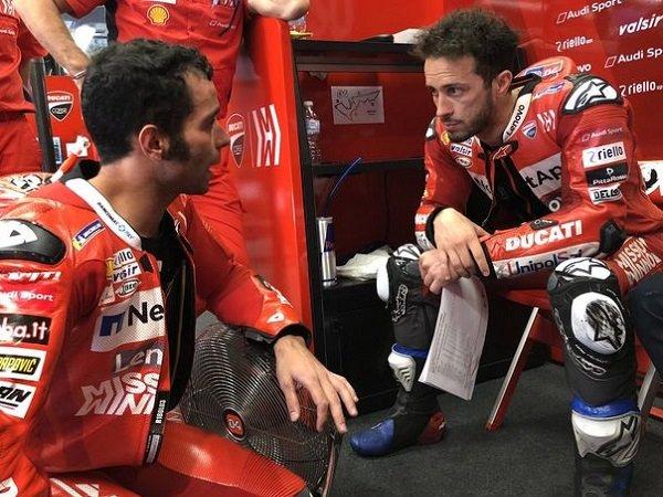 Tak Mau Larut dalam Kegagalan Rebut Titel MotoGP, Dovizioso Pilih Fokus Untuk Musim Depan