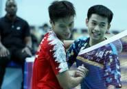 Kejuaraan Dunia Junior 2019: Yonathan Ditaklukkan Juara Bertahan