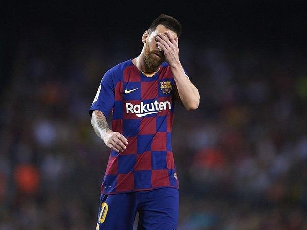 Pelatih Sociedad Klaim Messi Adalah Pemain yang Sulit Dilatih