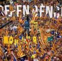 Barcelona Tentang Pemenjaraan Politisi dan Warga Catalunya oleh Spanyol