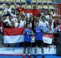 Hasil Final Kejuaraan Dunia Junior 2019: China Dua Gelar, Indonesia Satu