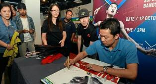 Lee Zii Jia Ternyata Terinspirasi Pukulan Backhand Taufik Hidayat