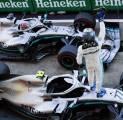 Mercedes Sukses Kunci Gelar Juara Konstruktor F1 2019