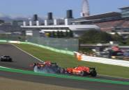Terlibat Insiden di GP Jepang, Verstappen Sebut Leclerc Patut Diberi Hukuman