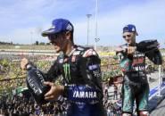 Vinales Tak Khawatir Jika Tempatnya di Yamaha Diambil Quartararo
