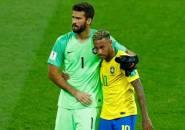 Alisson Yakin Neymar Bisa Jadi Pemain Terbaik Dunia