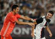 Buffon Klaim Ronaldo Bukanlah Orang yang Arogan