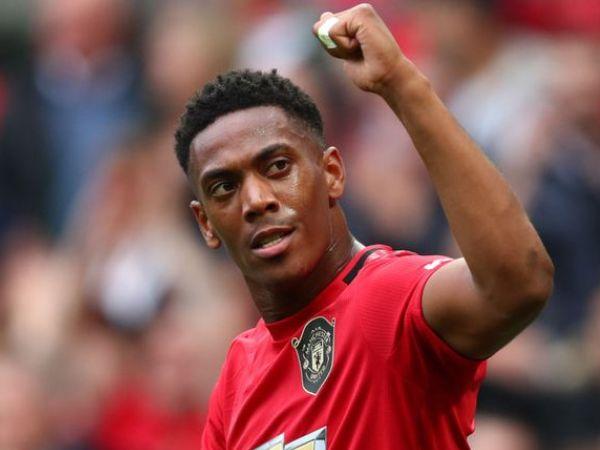 Anthony Martial Targetkan Pulih Saat Kontra Liverpool