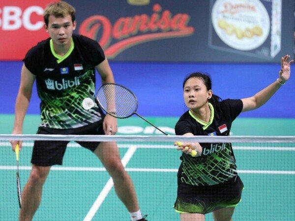 Denmark Open 2019: Rinov/Mentari Terhadang Lawan Pertamanya