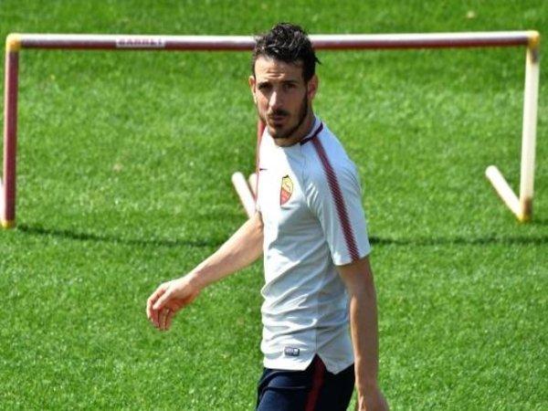 Florenzi Berlatih Kembali Bersama AS Roma