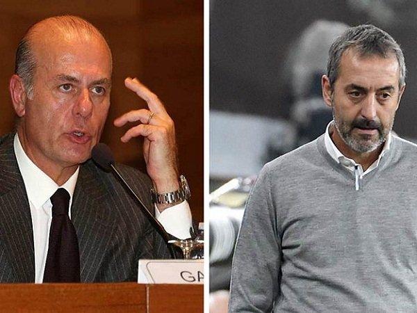 Gandini Beberkan Kesalahan Fatal Giampaolo yang Membuatnya Dipecat Milan