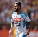 Roma Ingin Boyong Bek Napoli di Bursa Transfer Januari