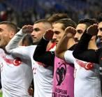 Unsur Politik Dalam Selebrasi 'Hormat Militer' Pemain Turki