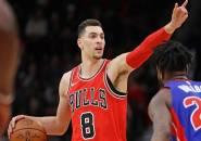 Zach Lavine Berharap Bisa Pimpin Skuat Bulls Jadi Lebih Baik