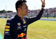 Alexander Albon Bangga Bisa Finis Keempat di GP Jepang
