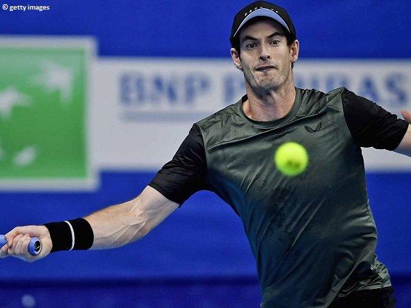 Andy Murray Awali Petualangan Di Antwerp Dengan Kemenangan