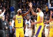 Cedera Tidak Serius, Anthony Davis Berencana Tetap Main di Laga Pramusim Lakers