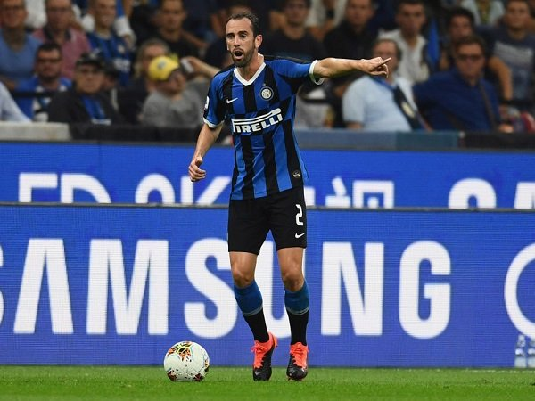 Diego Godin Akui Pengaruh Besar Conte