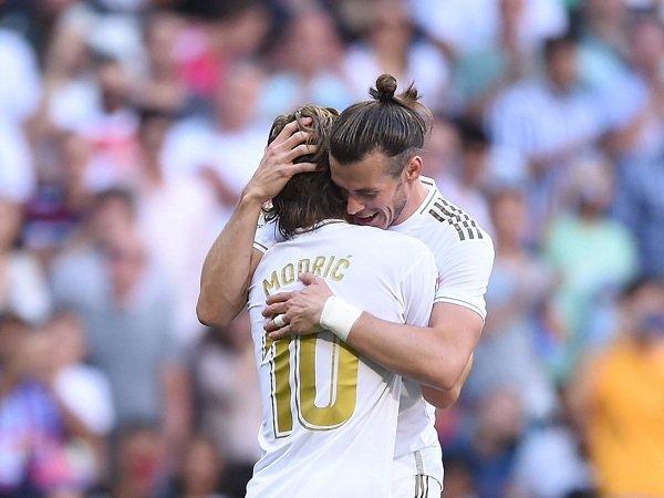 Luka Modric Punya Harapan untuk Gareth Bale