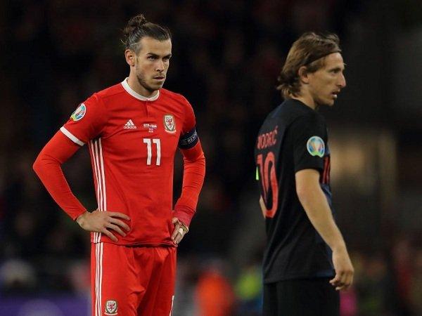 Modric dan Bale Berlatih Terpisah dari Skuat Real Madrid